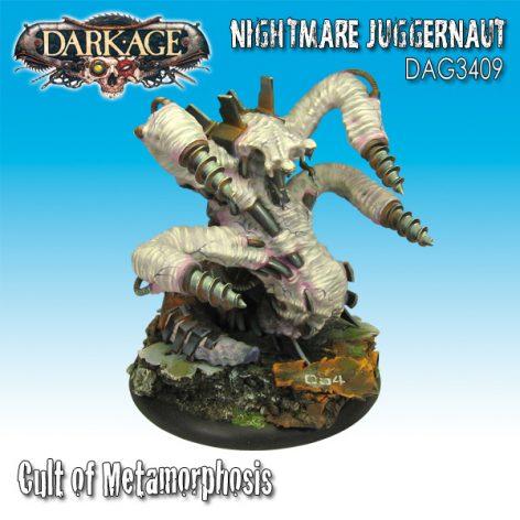 Skarrd Nightmare Juggernaut