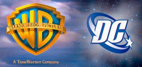 Warner dc logo