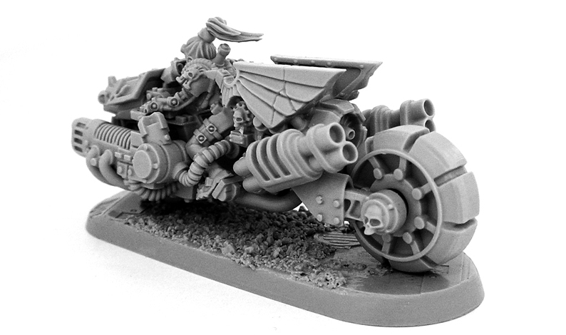 Sisters of Awesome - Must See 28mm Miniatures! - Bell of Lost Souls
