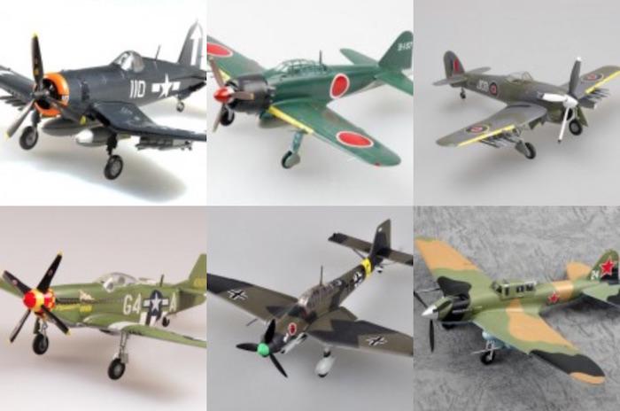 bolt action planes