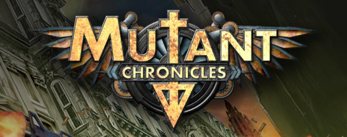 mutant chronicles logo