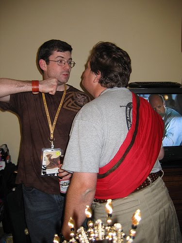 nerd fight