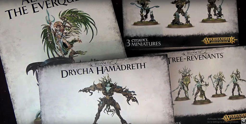 new slyvaneth models