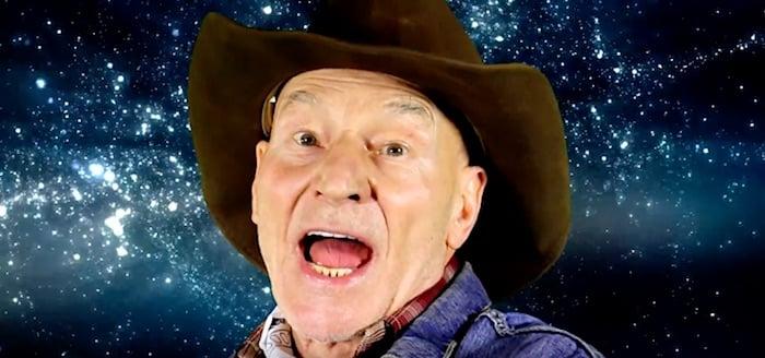 patrick stewart cowboy