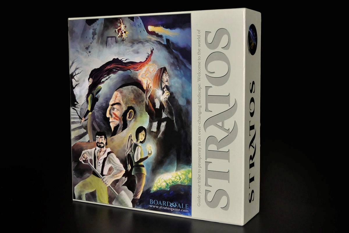 Stratos Box
