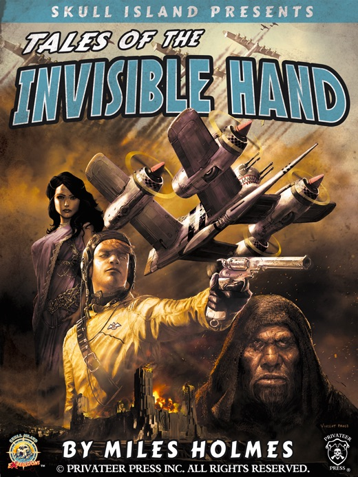 tales of the inviblehand-six-cover