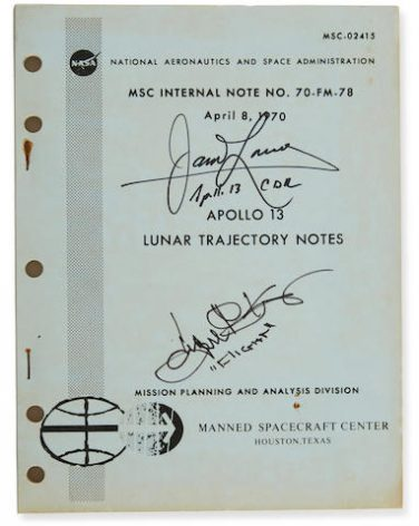 trajectory notes