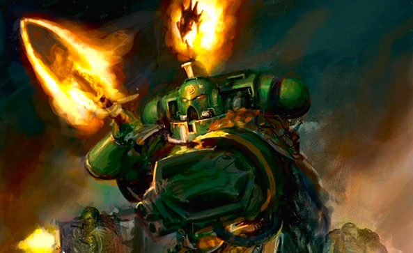 Space Marine HQ Tactics: Vulkan - Bell of Lost Souls