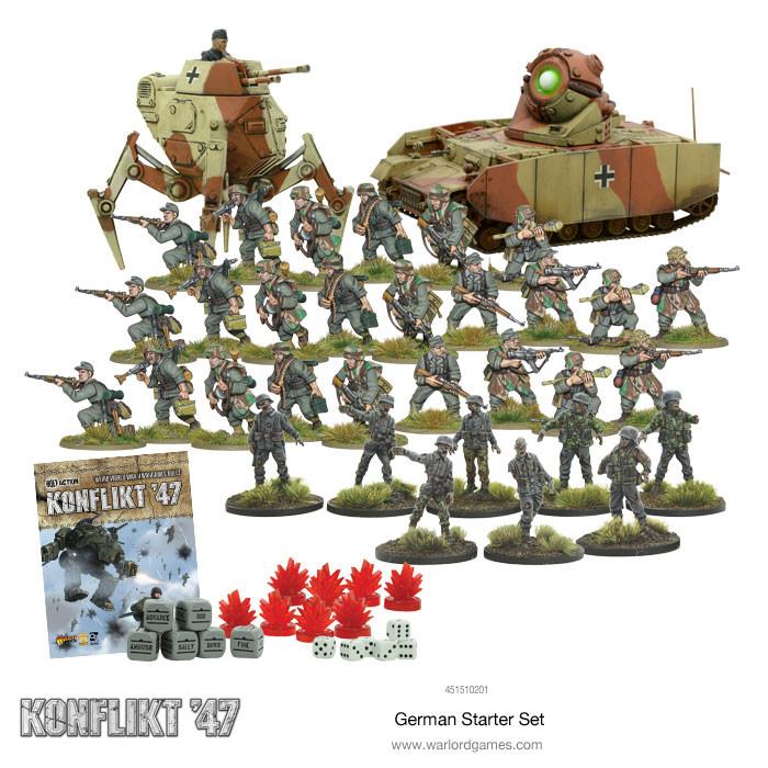 german starter konflikt warlord