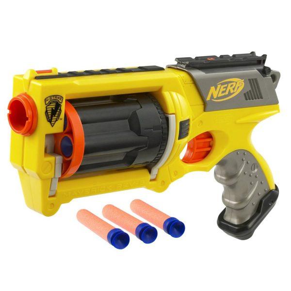 nerf pistol gun