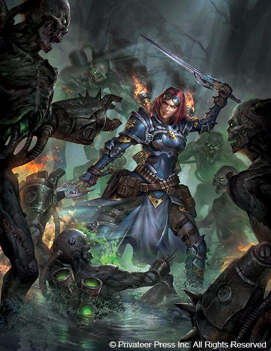Bell of Lost Souls Warmachine Faction Envy Hordes Jakes2