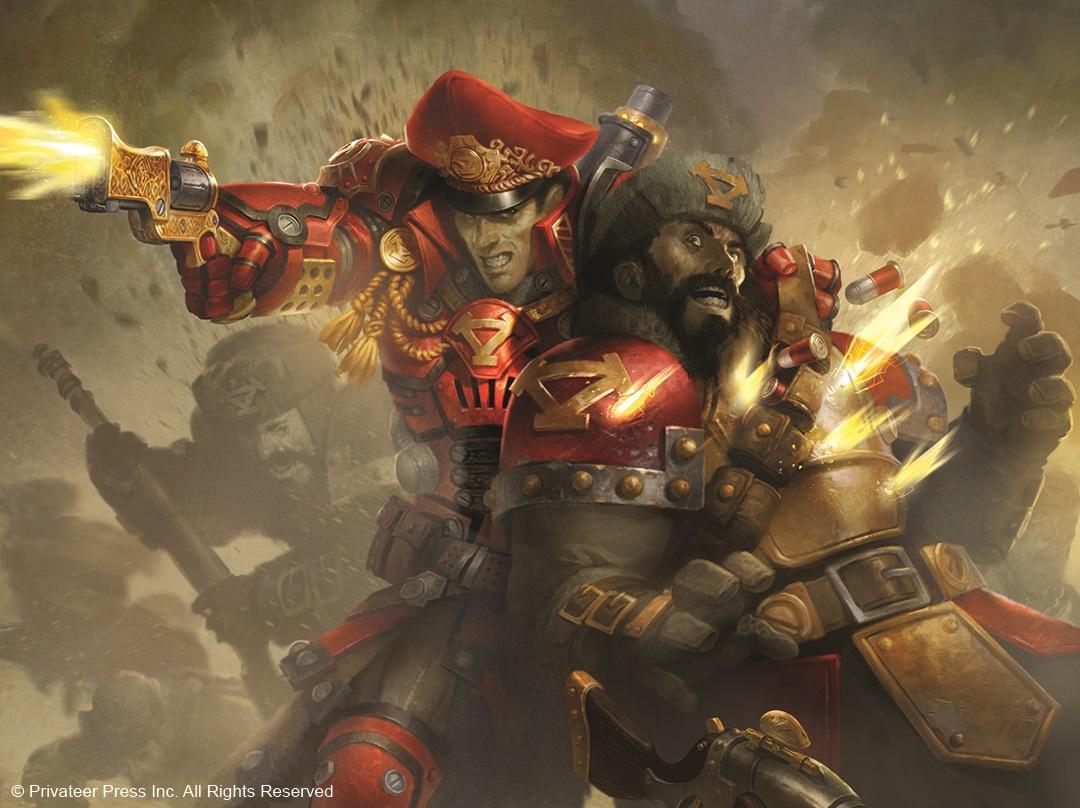 Bell of Lost Souls Warmachine Faction Envy Hordes Malakov2