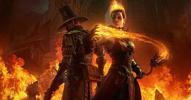 Bright Wizard and Inquisitor