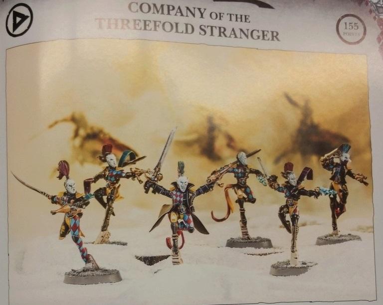 Company of the 3 stranger DM 1