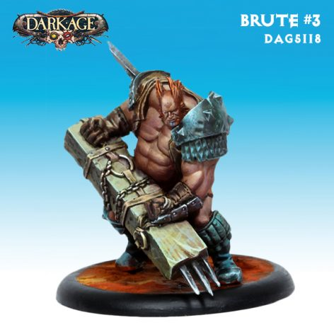 Dark Age Outcasts Brute