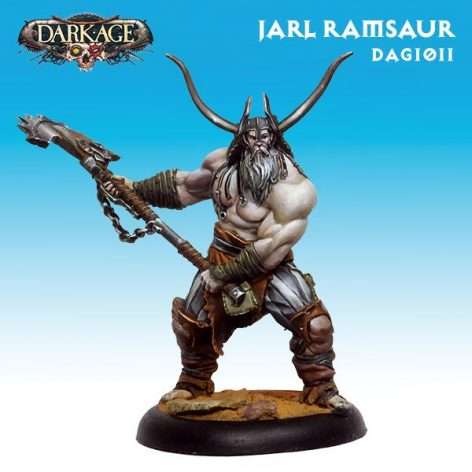 Dark Age Outcasts Jarl Ramsaur