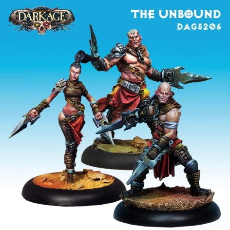 Dark Age Outcasts Unbound
