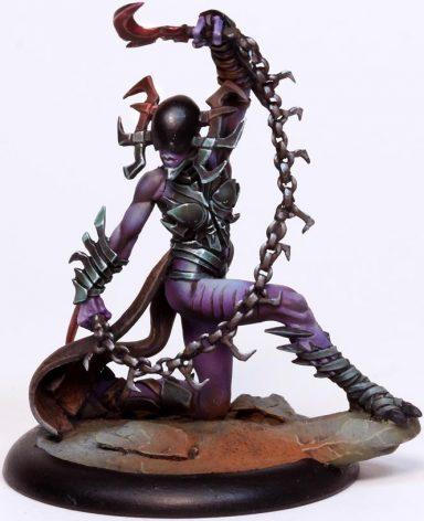 Dark Age Shadow Caste Keeper