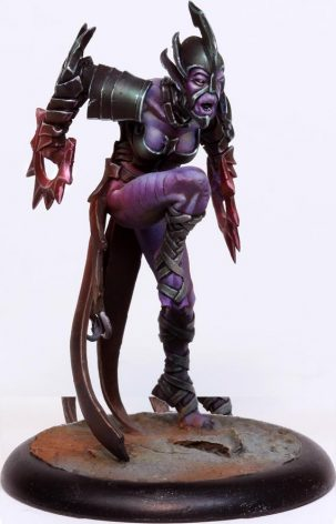 Dark Age Shadow Caste Naedrae