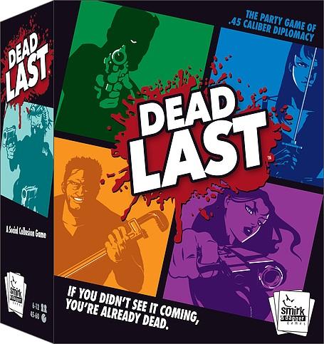 Dead Last Cover 1