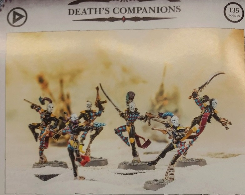 Death's Companions DM 2