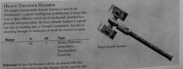 Deathwatch Armory 3c