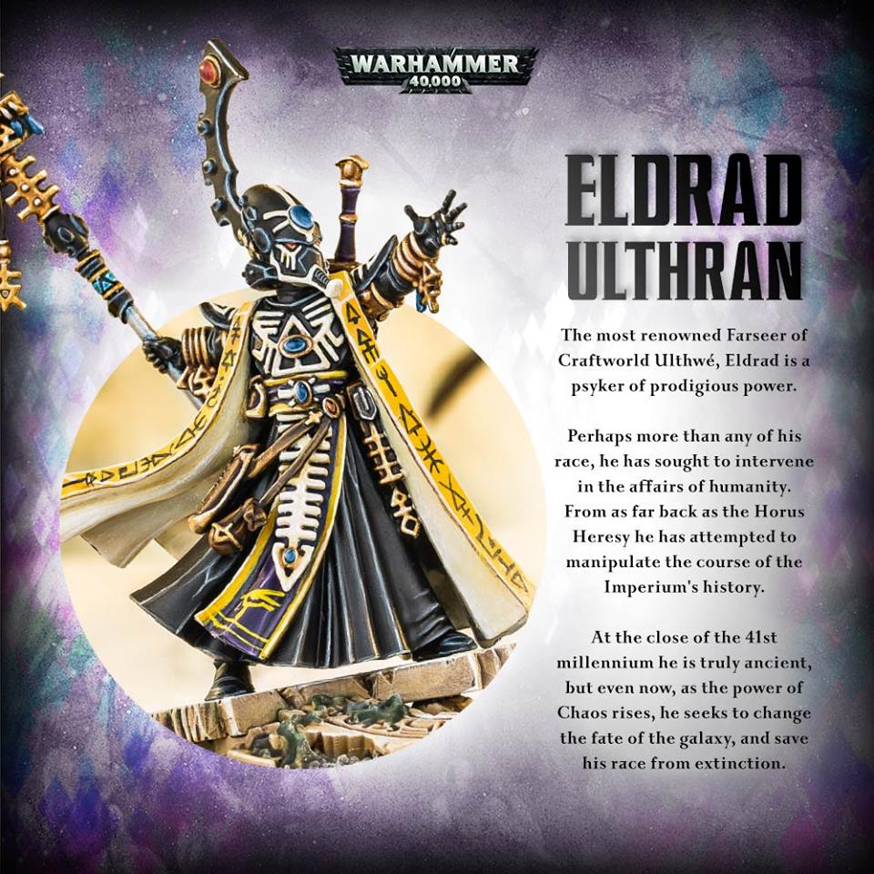Eldar Eldrad Ulthran