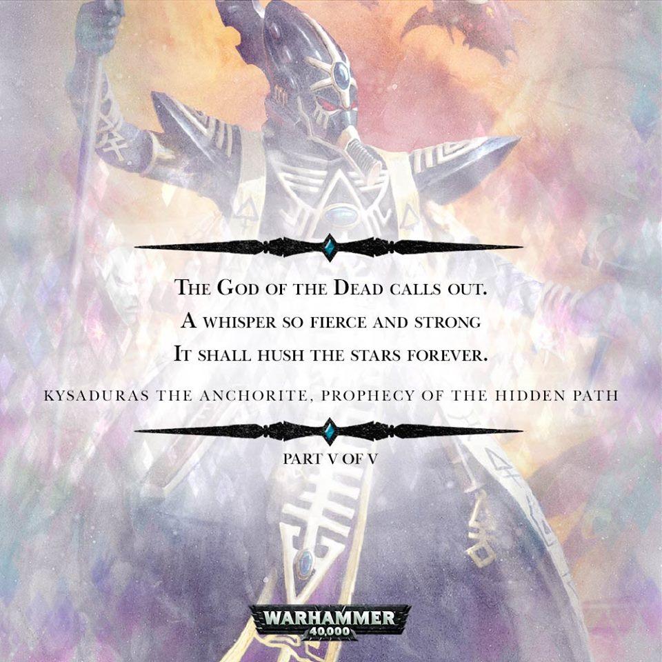 Eldar Prophecy Five