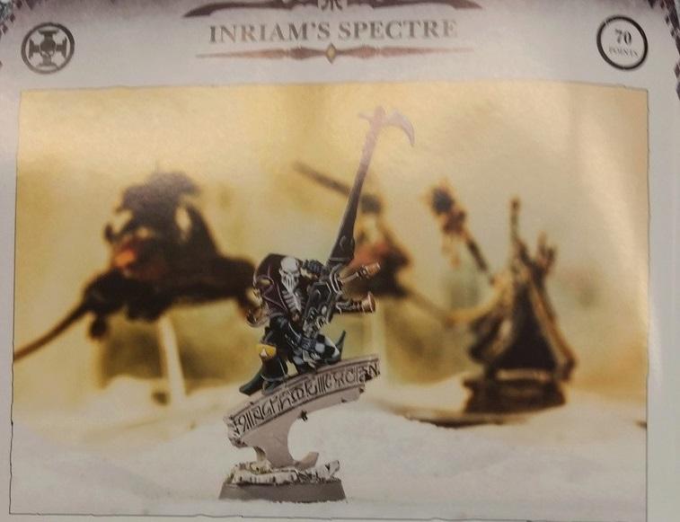 Inraim's Spectre DM 1