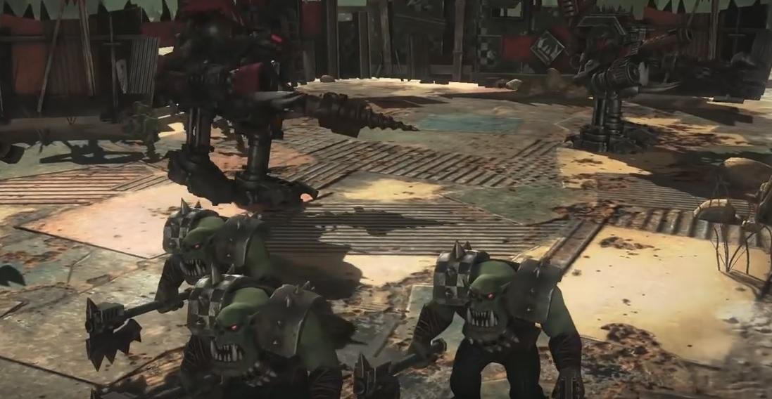 Sanctus Reach PC Game Orks 1