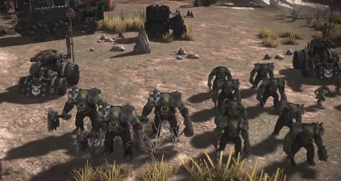Sanctus Reach PC Game Orks 2