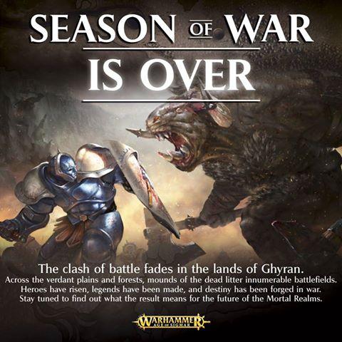 Season of War Ending