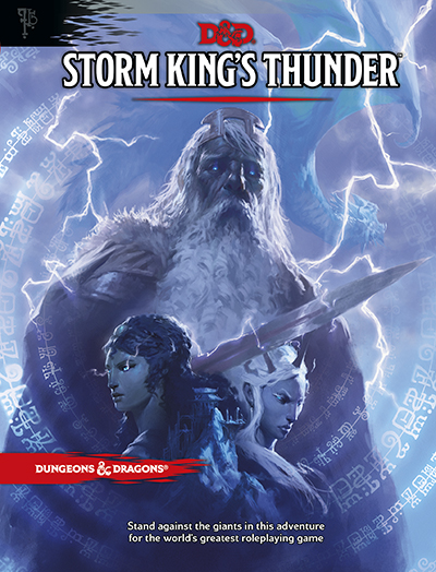 Storm King's Thunder Cover