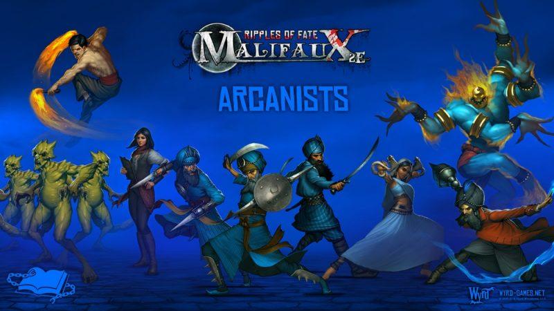 The Arcanist