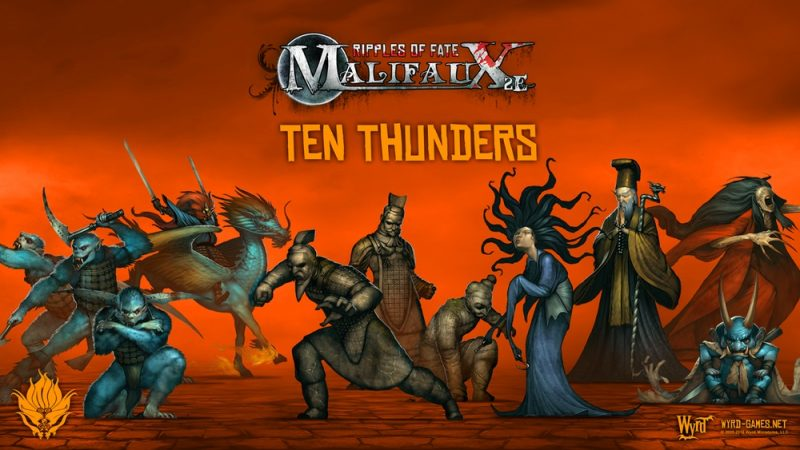The Ten Thunders