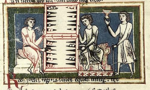 tabula ancient games dice
