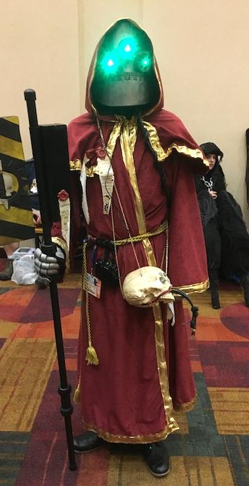admech cosplay gencon
