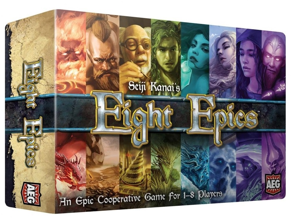 eight epics box