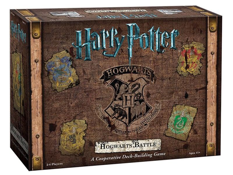 harry potter hogwart's battle usaopoly