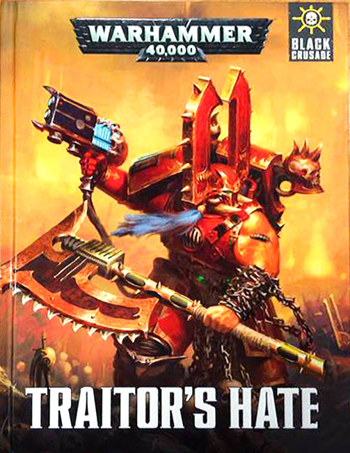 traitor's hate - cover - GW