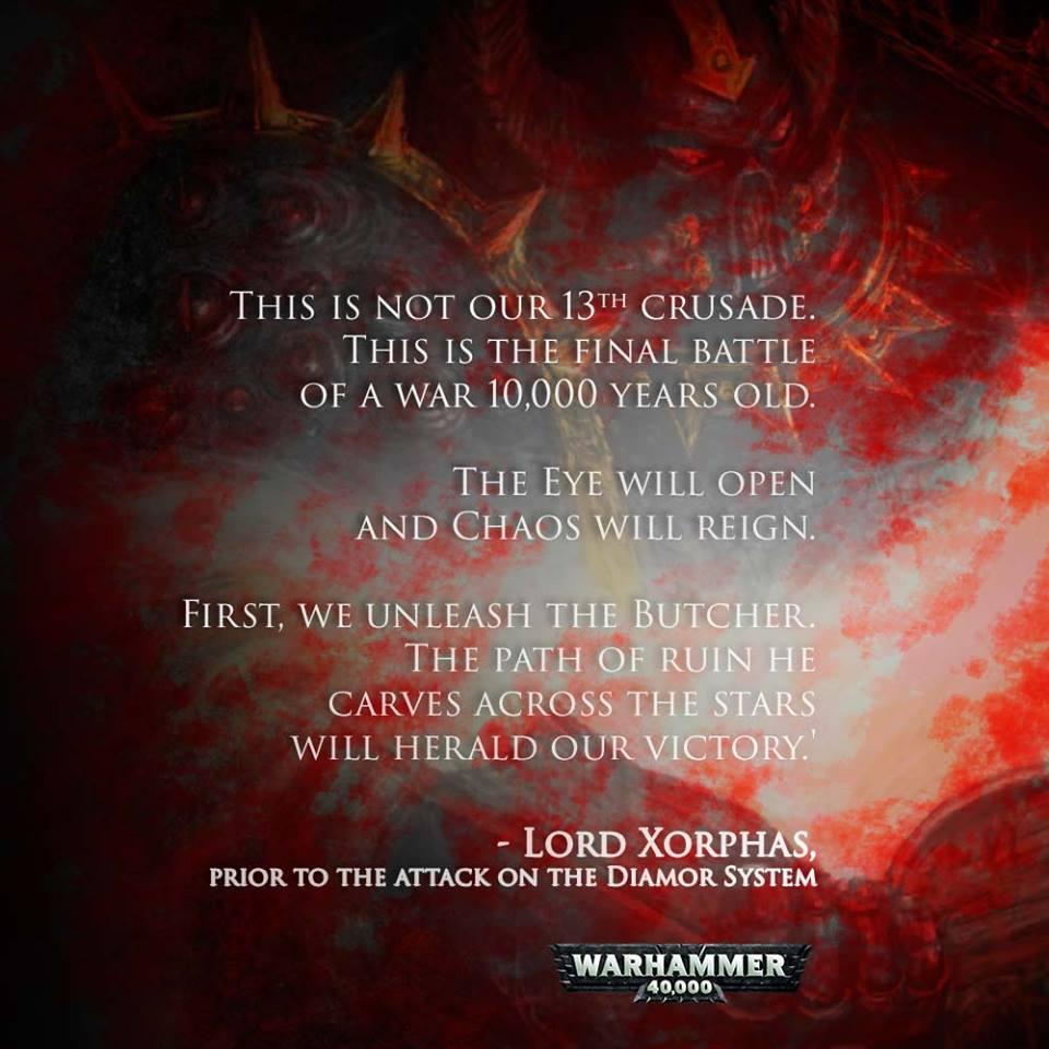 13th Crusade Teaser