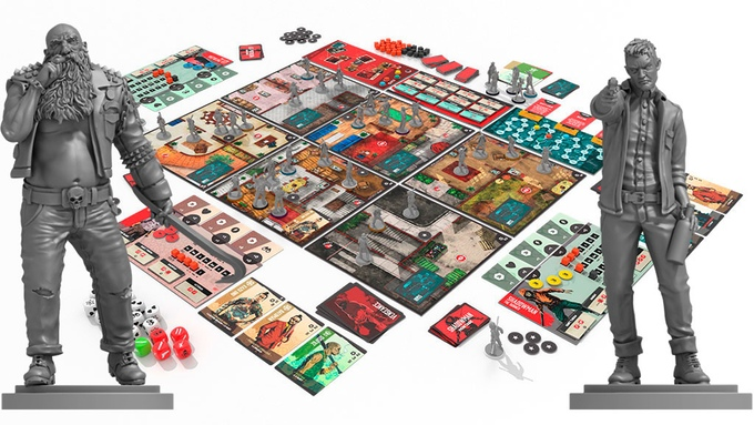 vengeance board game comps
