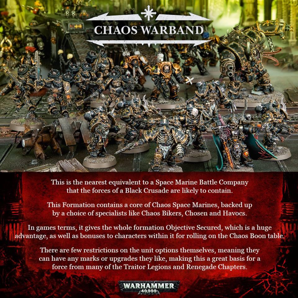 Chaos Warband