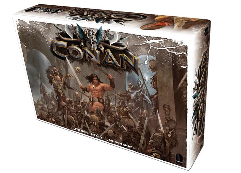 Conan Box 1