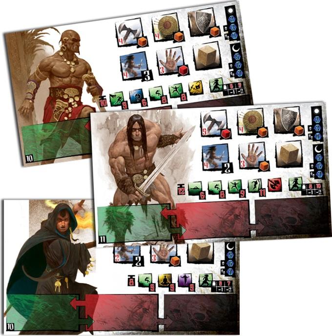 Conan Cards