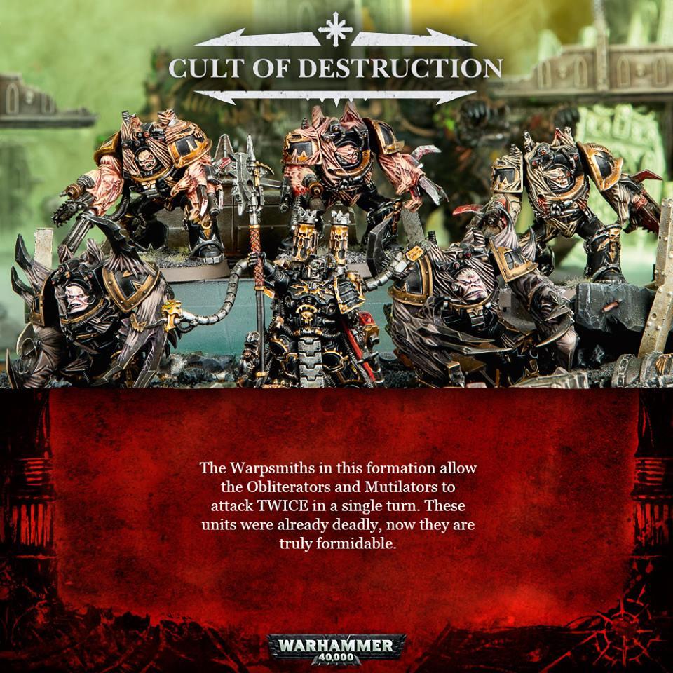 Cult of Destruction