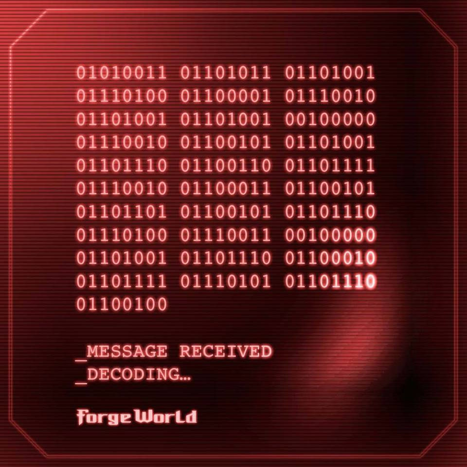 Forge World Hex code