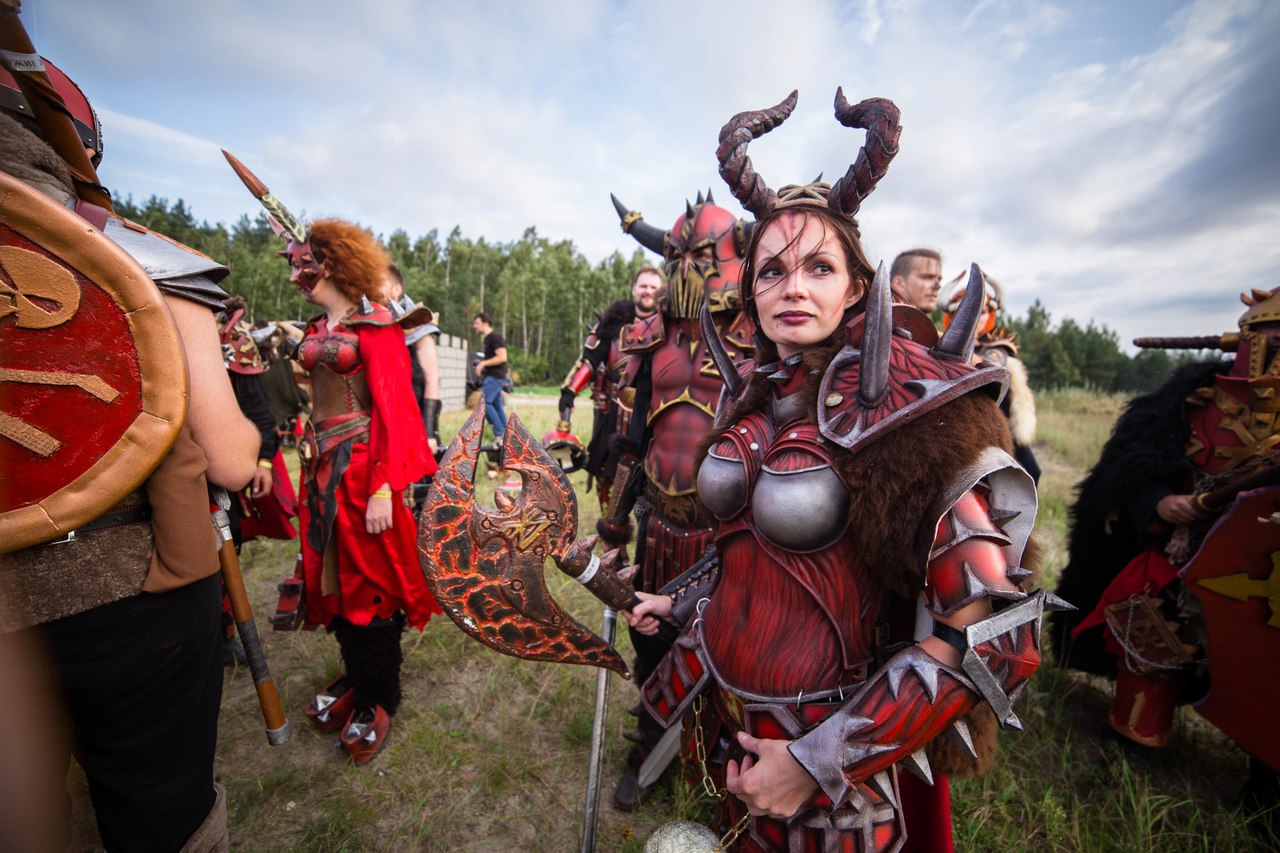 This Massive Warhammer LARP is Amazing - Bell of Lost Souls
