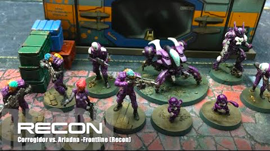 Infinity-RECON-GMG