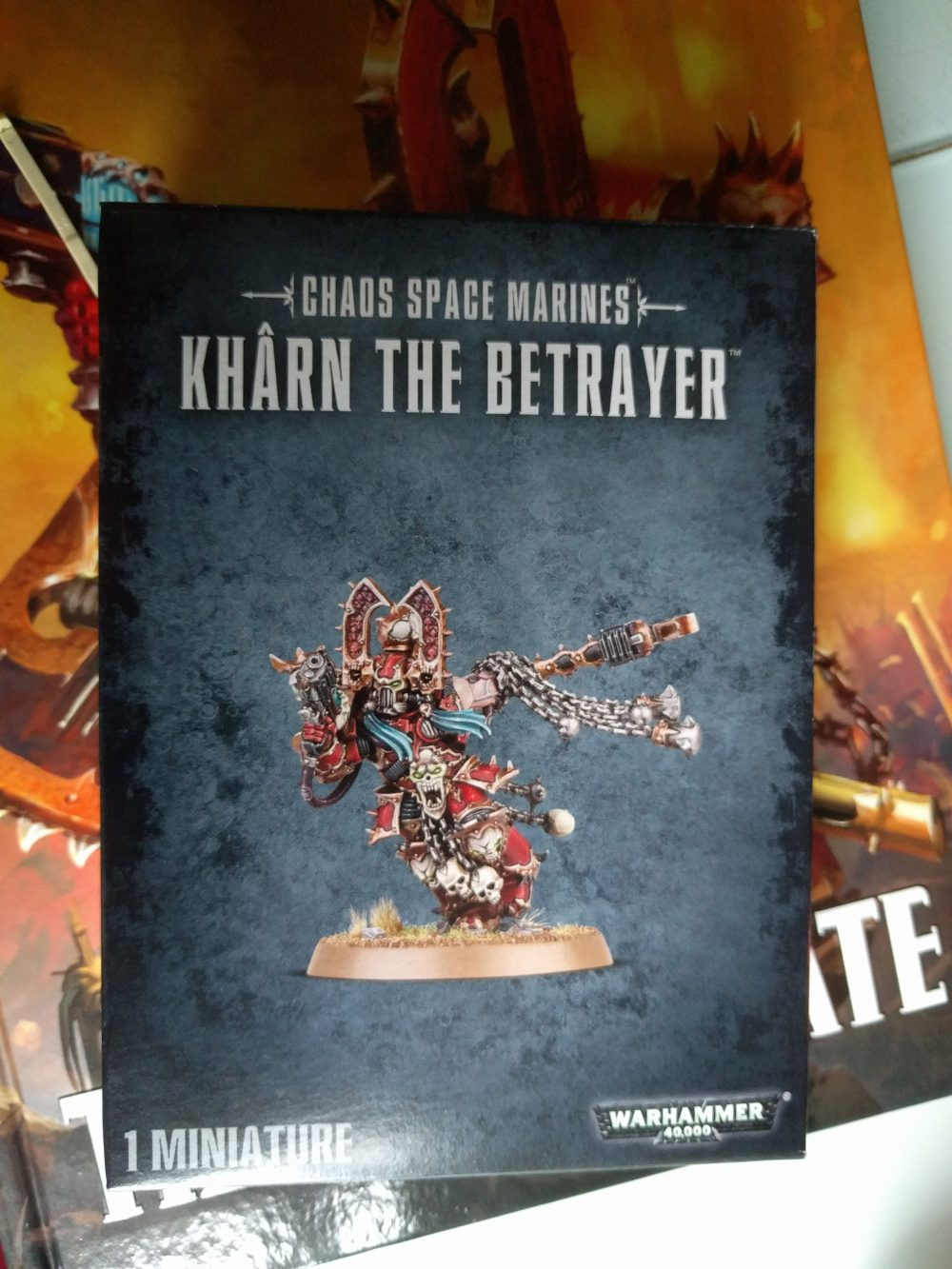 Kharn Box